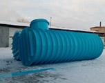 Подземные емкости для воды 40 м3